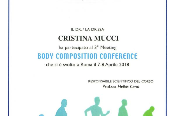 Body composition conference